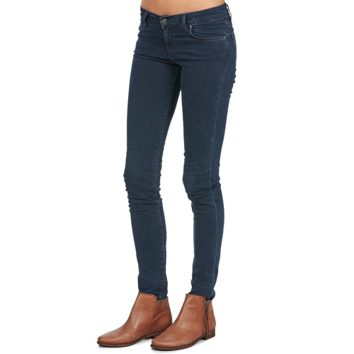 Textil Slim Mujer School AzulOscuro Vaqueros Rag New Lindsey OukXPZi