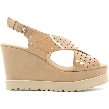 Zapatos Mujer Sandalias Luca Stefani 351506 Wedge sandals Mujeres nd