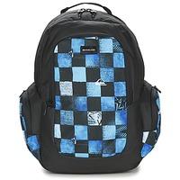 Bolsos Mochila Quiksilver SCHOOLIE Negro / Azul