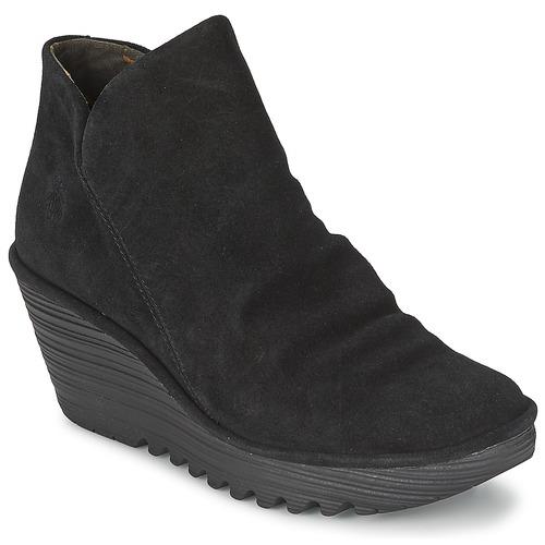 Últimos recortes Nineg de precios Georgia Rose Nineg recortes (Negro) Zapatos con d9f051