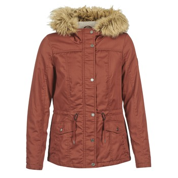 textil Mujer parkas Only KATE Burdeo