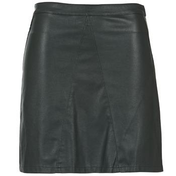 textil Mujer Faldas Only METTELINE Negro