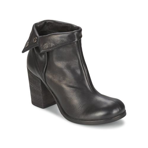 Zapatos Mujer Botines JFK GUANTO Negro