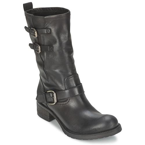 Cómodo y bien parecido Zapatos especiales JFK GUANTP Negro
