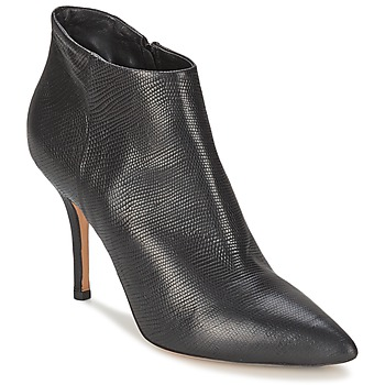 Zapatos Mujer Low boots JFK LIZARD Negro