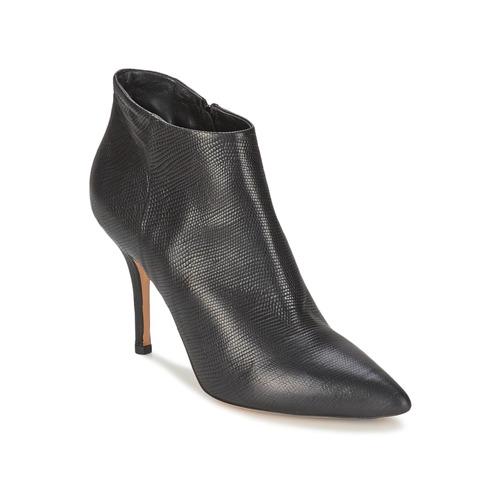 Venta de liquidación de temporada Negro Zapatos especiales JFK LIZARD Negro temporada fe450b