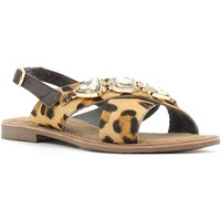 Zapatos Mujer Sandalias Le Chicche IF5616 Sandals Mujeres Brown Brown