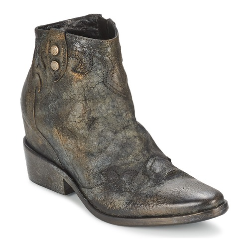 Zapatos Xiot Botines Gris Mujer Strategia rtshCQd