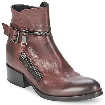 Zapatos Mujer Botines Strategia ZOOLI Burdeo