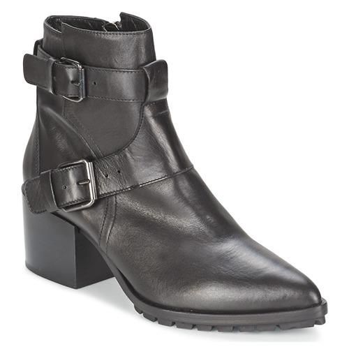 Cómodo y bien parecido Zapatos especiales Strategia FUCILE Negro
