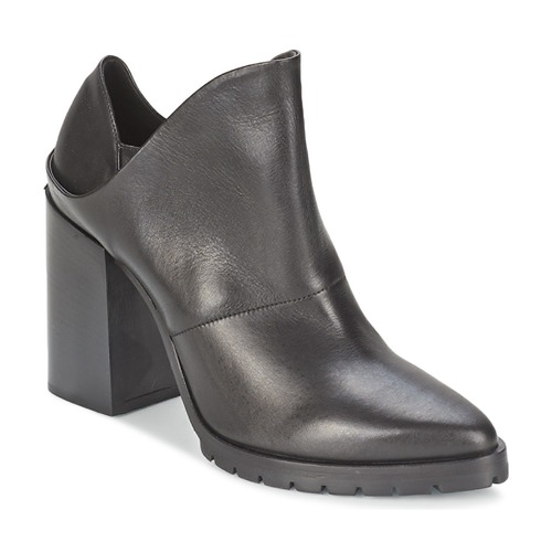 Zapatos casuales salvajes Zapatos especiales Strategia TAKLO Negro