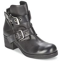 Zapatos Mujer Botines Strategia CRECA Negro