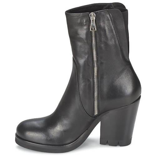 Negro Botines Strategia Mujer Guanto Zapatos CxhtsdBQr