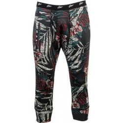 textil Pantalones Nitro Snowboards NITRO 3/4 LONG JOHN PANT BROKEN PALMS Multicolor