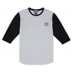 textil Hombre camisetas manga corta L1 Outerwear L1 LED TSHIRT GRIS Gris