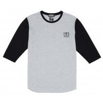 textil Hombre Camisetas manga corta L1 Outerwear Led Gris
