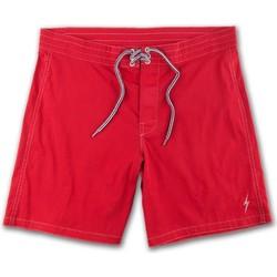 textil Hombre Bañadores Lightning Bolt L.Bolt Pelican Stretch Rojo