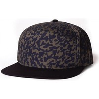 Accesorios textil Hombre Gorra Lightning Bolt L.BOLT Hi 5 Snap Back Cap DEEP GRASS GREEN Multicolor