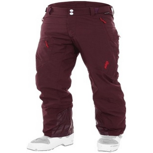 textil Pantalón cargo Maloja CanunM. Rojo