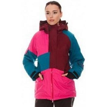 textil chaquetas de deporte Nikita NIKITA MATTERHORN JACKET ROJA Rojo