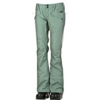 textil Hombre sudaderas Nitro Snowboards NITRO METRIC PANT VERDE Verde
