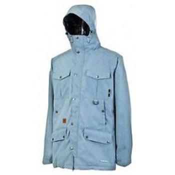 textil Hombre sudaderas L1 Outerwear L1 ESSEX JACKET AZUL Azul