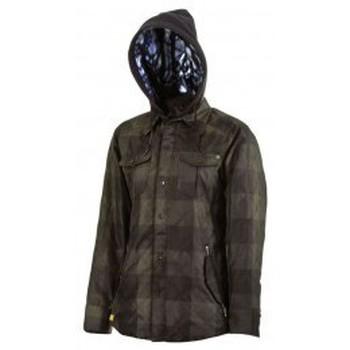 textil Hombre sudaderas L1 Outerwear L1 DRESDEN JACKET VERDE Verde