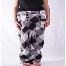 textil Pantalones Nikita NIKITA ISOTOPE PANT BLANCO Blanco