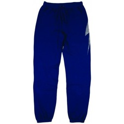 textil Pantalones de chándal Lightning Bolt L.BOLT CITY FLEECE PANTS AZUL Azul