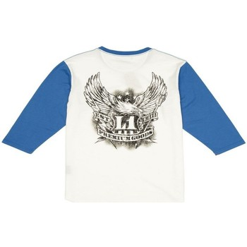 textil Hombre Camisetas manga corta L1 Outerwear L1 Led Blanco