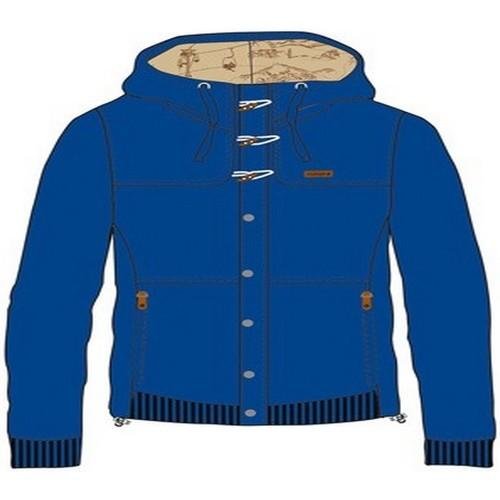 textil cazadoras Maloja Bahijam Azul