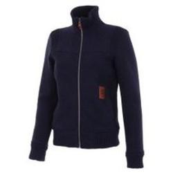 textil Mujer sudaderas Maloja FiammaM. Jacket nightfall Azul