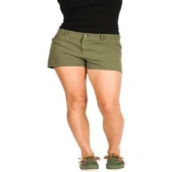 textil Shorts / Bermudas Nikita NIKITA ARENAS SHORTS VERDE Verde
