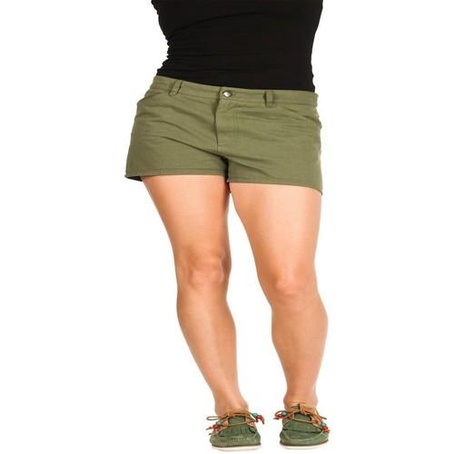 Nikita Nikita Arenas Verde - textil Shorts / Bermudas