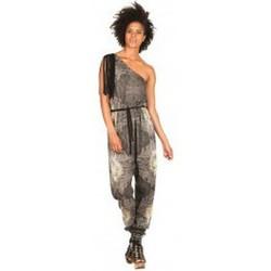 textil Mujer Monos / Petos Nikita NIKITA XYLA JUMPSUIT NEGRO Negro