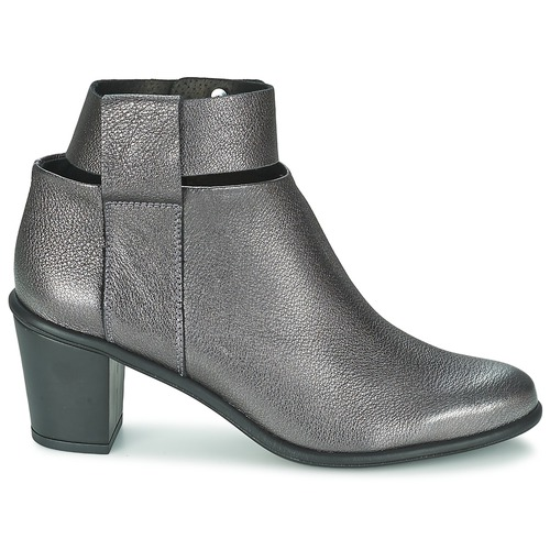 Odele Miista Zapatos Low PewterLever Boots Mujer Ib7vfgyY6