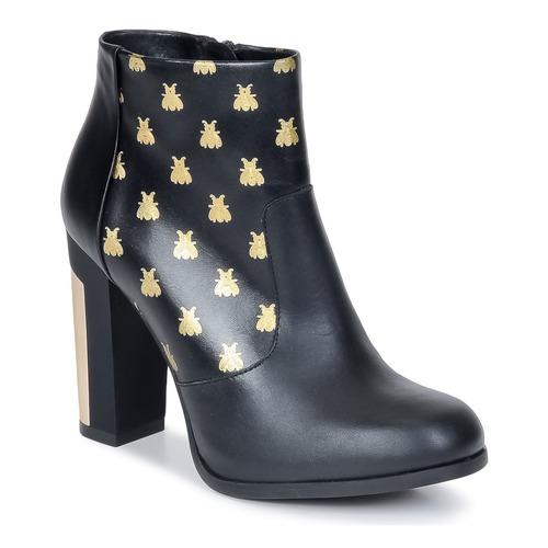 Los zapatos más populares para hombres y mujeres Zapatos especiales Miista ALAYNA Negro