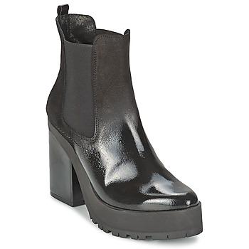 Zapatos Mujer Botines Miista YOLANDA Negro