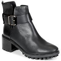 Zapatos Mujer Botas de caña baja Miista GRETA Negro