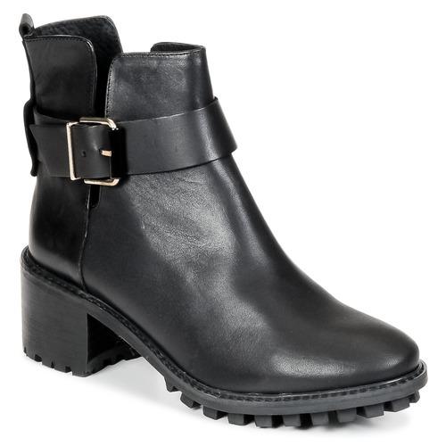 Venta de liquidación de temporada Zapatos especiales Miista GRETA Negro