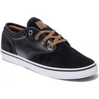 Zapatos Hombre Zapatos de skate Globe Motley Black Toffee Noir