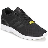 huge discount 15a2e 8e95d Zapatos Zapatillas bajas adidas Originals ZX FLUX Negro   Blanco