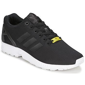 Zapatos Zapatillas bajas adidas Originals ZX FLUX Negro / Blanco