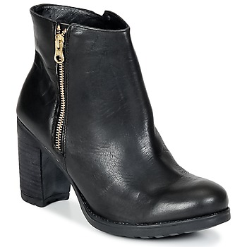 Zapatos Mujer Low boots Dixie SANDY Negro