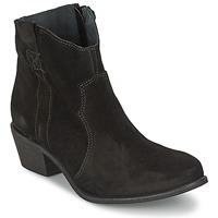 Zapatos Mujer Botas de caña baja Shoe Biz BROPE Negro