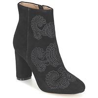Zapatos Mujer Botines Bocage ELLIOT Negro