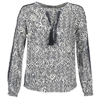 textil Mujer Tops / Blusas Vila VIETNO Gris / Blanco