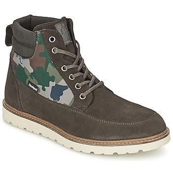 Zapatos Hombre Botas de caña baja Desigual CARLOS Antracita