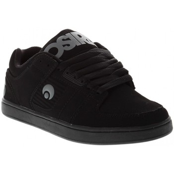 Zapatos de skate Osiris SCRIPT black black charcoal