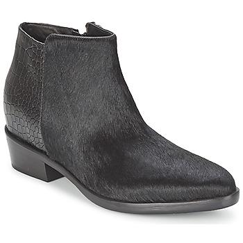 Botines / Low boots Alberto Gozzi PONY NERO Negro 350x350